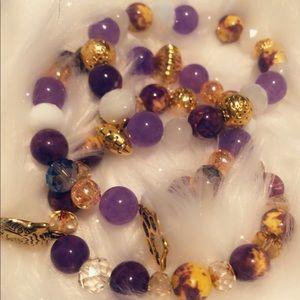 Jewelry - Fitted Bracelet Women Set
